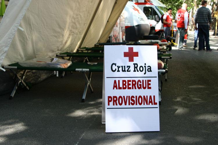 cruz roja portal de xativa