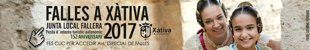 Fallas Xàtiva 2017 Portaldexativa