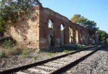 Antigua estacion de tren de Xativa