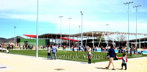 Ciutat de l'Esport Xativa