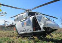 Rescate Gavarda Guardia Civil
