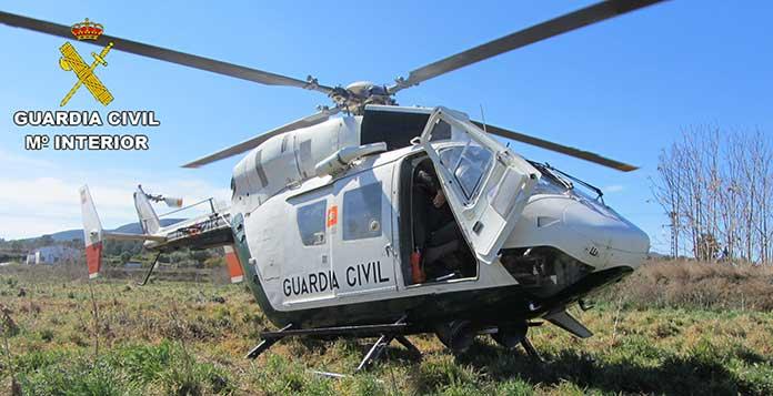 Rescate Gavarda Guardia Civil