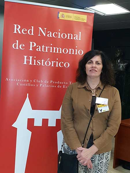 Mariola Sanchis regidoria de Turisme a Xàtiva