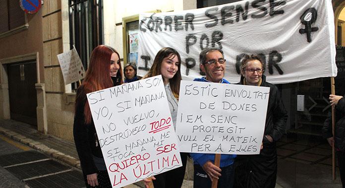 Manifestacion Laura Luelmo