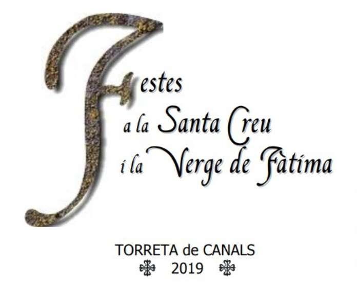 Des del 30 d'abril, fins al 5 de maig, el barri de la Torreta tindrà les seues festes a la Santa Creu i Verge de Fàtima amb activitats com mostra de paelles, concert, cercavila, campionat de truc, cucanyes, jocs, balls i processons, entre d'altres.