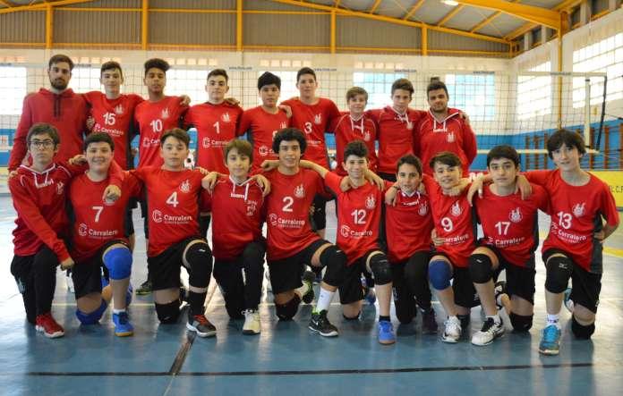 Bronce-Autonomico-Infantil-Xativa-voleibol