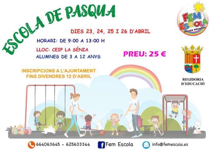 Escola de Pasqua