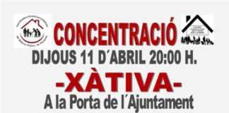 Els propers dies 10 i 11 d'abril es faran les proximes congregacions per la Plataforma en Defensa del Sistema Públic de Pensions