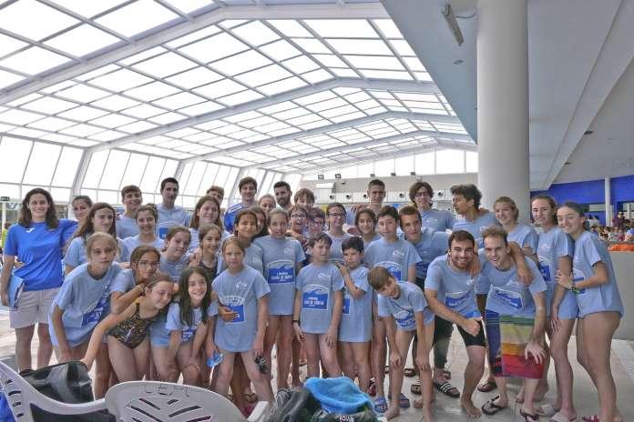 118 nadadores participaron en el Primer Trofeu Ciutat de Xàtiva