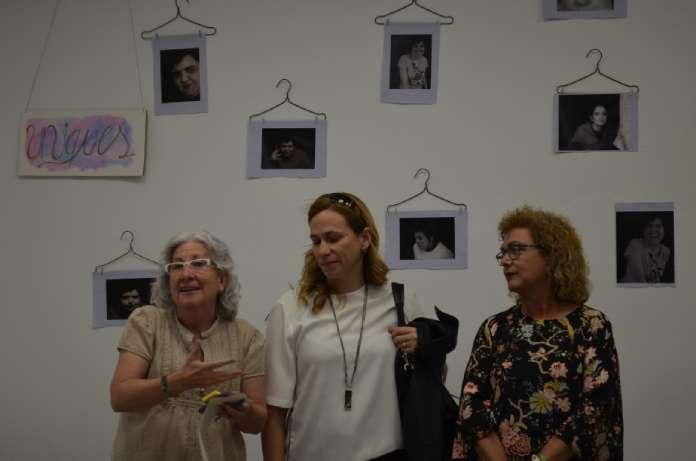 ASPROMIVISE inaugura l'exposició diverses