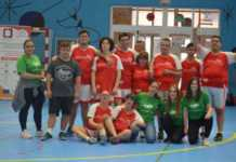 El centre ocupacional la Costera aconsegueix el títol de la Lliga Provincial de Bàsquet