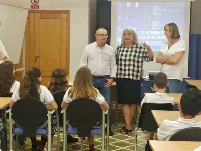"""El colegio La Seo de Xàtiva consigue el premio """"clase sin humo"""" del Día Mundial sin tabaco"""