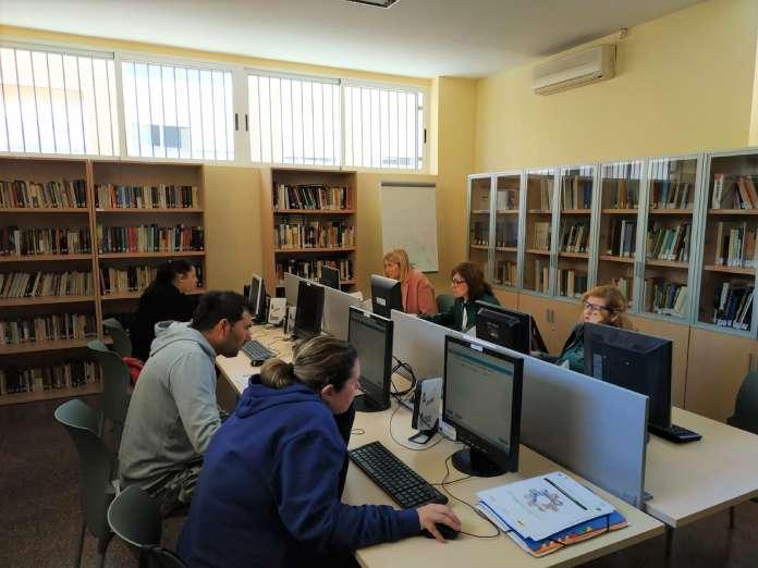 El pacto territorial la Costera-Canal inicia en Xàtiva los talleres grupales para la búsqueda de empleo