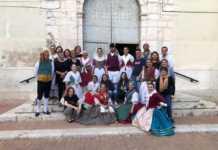 El passat 11 de Maig, va començar el seu camí l'Associació Cultural Grup de Danses Socarrel de Xàtiva.