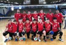 El Xàtiva Voleibol infantil masculino disputó el Campeonato de España en Cartagena junto a los mejores equipos del panorama nacional
