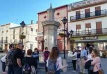 """Finalitzen les visites guiades """"Entre Comarques"""" a la Costera"""