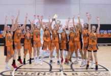 La llosera Daniela Ciscar guanya amb el seu equip de bàsquet la final autonòmica