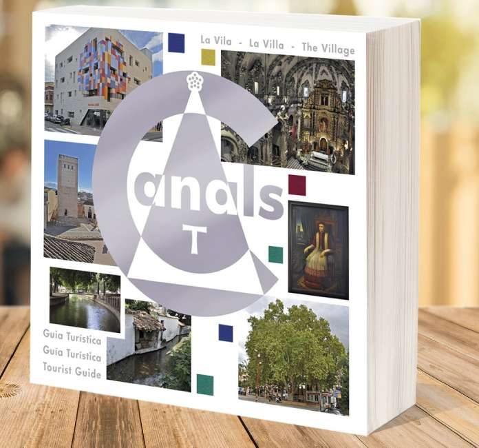La Regidoria de Cultura envia la Guia Turística i Gastronòmica de Canals a les biblioteques de la Costera i les comarques veïnes.