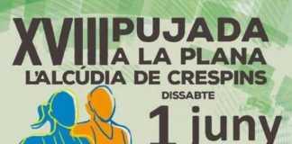 L'Alcúdia de Crespins ultima los detalles para la edición número XVIII de la Pujà a la Plana