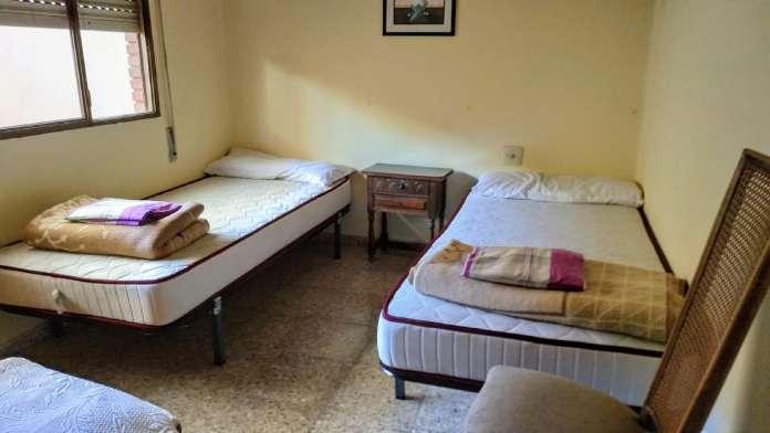 Més millores a l'alberg de peregrins del Camí de Santiago a Canals