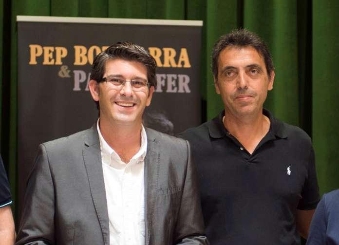 "Pep Gimeno ""Botifarra"" se une a la campaña de Jorge Rodríguez"