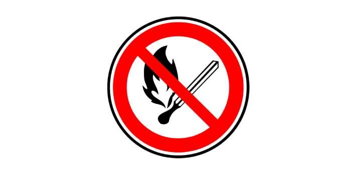 Període prohibició de cremes a Canals