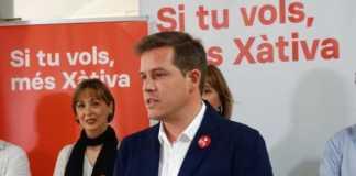 """Roger Cerdà advierte: """"sólo una amplia mayoría del Partido Socialista garantiza que Xàtiva siga avanzando"""""""