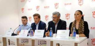 """Roger Cerdà: """"tenemos que trabajar intensamente junto al empresariado para mejorar la situación económica de la ciudad"""""""