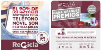 """Xàtiva se suma, un año más, a la campaña """"Recicla tus aparatos"""""""