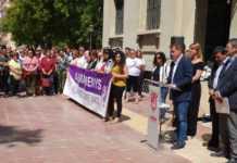 Declaración institucional del Ayuntamiento de Xàtiva