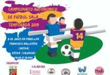 El campionat autonòmic de futbol sala per a persones amb Diversitat Funcional Intel·lectual es disputa a Xàtiva