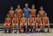 El Valènica es presenta al Genovés amb el Campionat Autonòmic en categoria Aleví