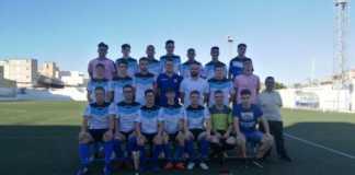 L'equip juvenil del CD Llosa celebra l'ascens a Primera Regional