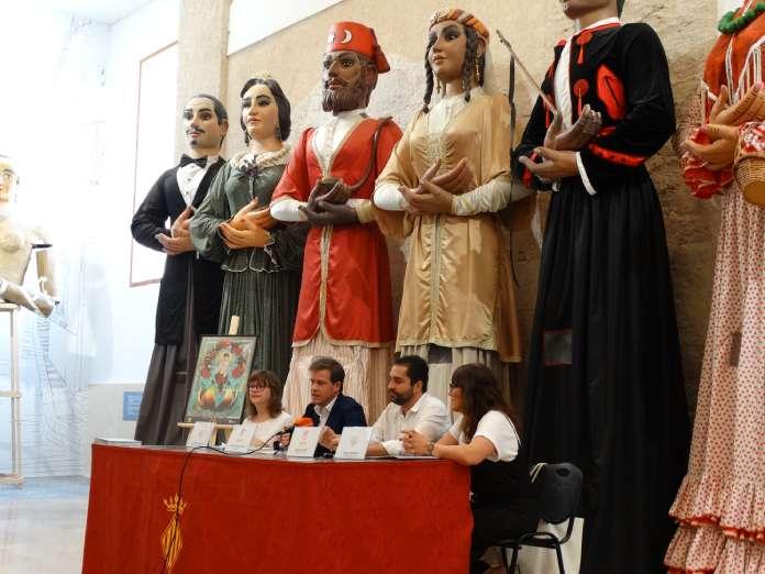 Se presentan los actos de la festividad del Corpus Christi 2019 de Xàtiva