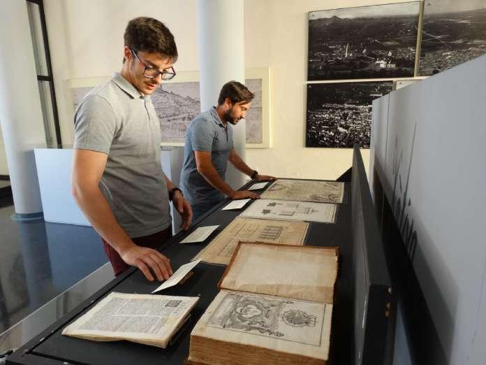 Xàtiva celebra el día internacional de los archivos con la exposición