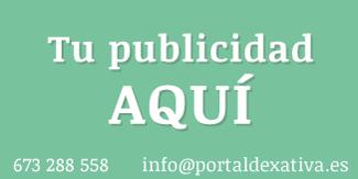 Publicidad en Portal de Xàtiva
