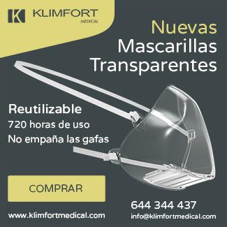 Mascarillas KLIMFORT