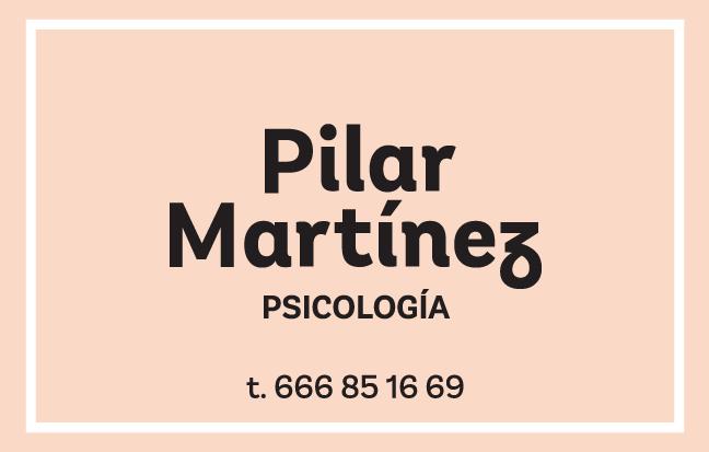 Pilar Martinez Psicologa