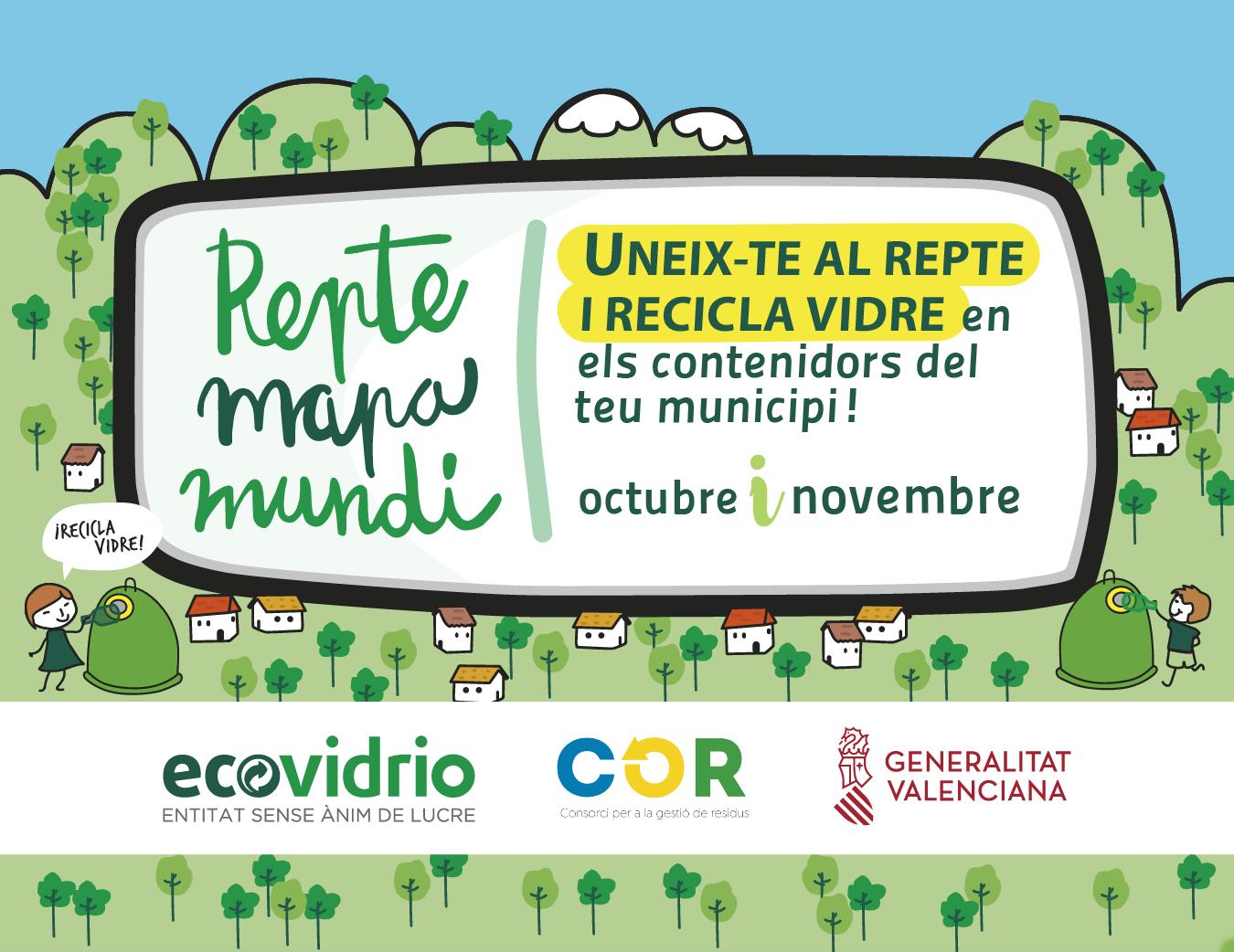 Reto Mapamundi COR-Ecovidrio