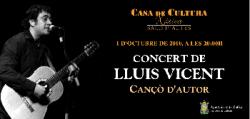 Concert Lluis Vicent