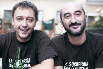Sergio Iborra i Rafa Suñer