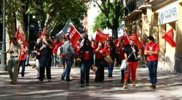 Manifestantes 29 de septiembre