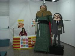 Fuster i Jaume I, roda de premsa