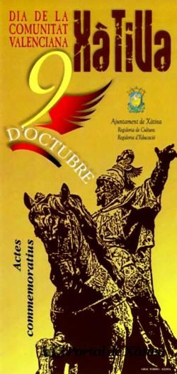 9 d'octubre a Xàtiva