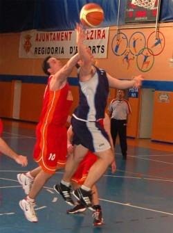 Partir bàsquet Benigànim