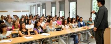 Acogida alumnos Universidad Católica