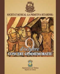 Concert Conmemoratiu 9 d'Octubre