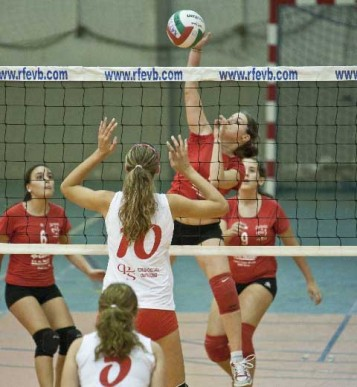 Club Voleibol Femenino de Xàtiva