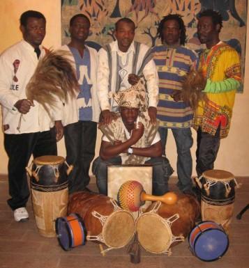 Raíz Africana