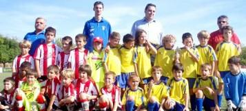 Fútbol en la Fira de l'Olleria